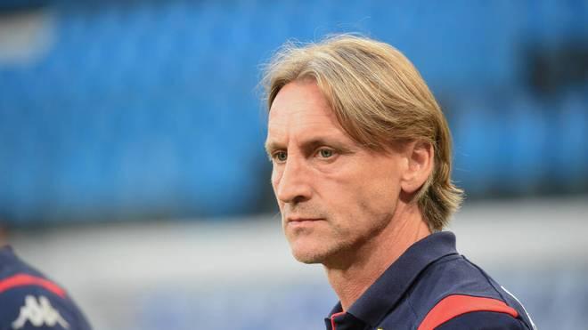 Davide Nicola muss bei Genua trotz Klassenerhalts gehen