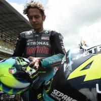"""Rossi wird Ehrenbürger: """"Eine magische Strecke"""""""