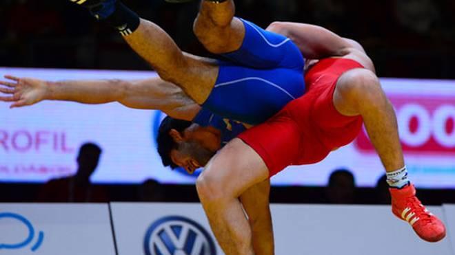 Das Halbfinale um die deutsche Ringermeisterschaft steht fest