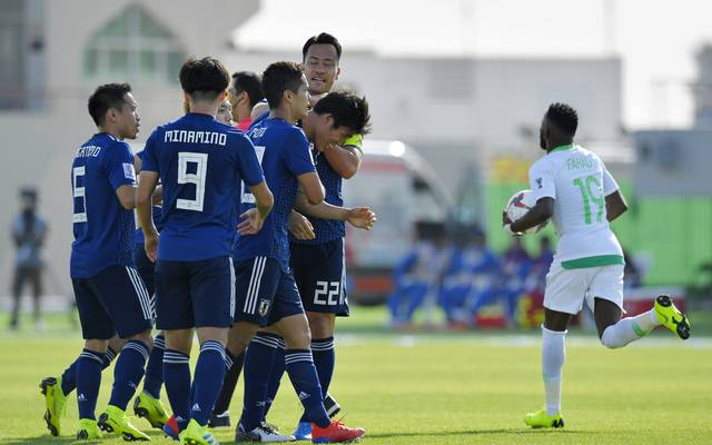 Japan v Saudi Arabia - AFC Asian Cup Round of 16
