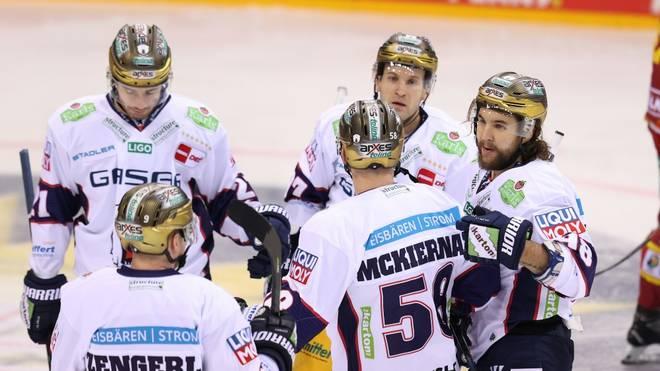 Eisbären Berlin gewinnen siebtes Heimspiel