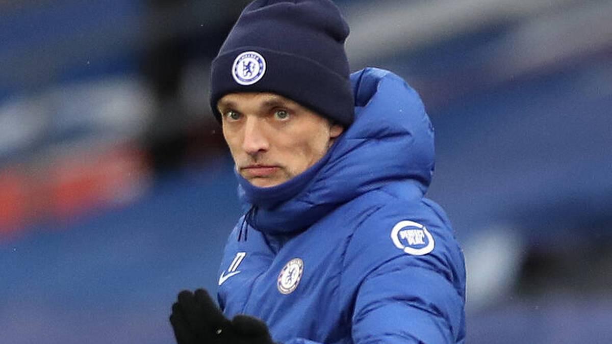 Thomas Tuchel ist seit Januar 2021 Trainer bei Chelsea