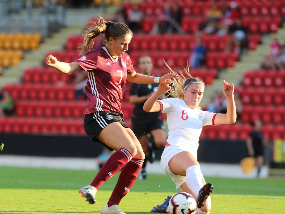 U19 Em Der Frauen Deutschland Gewinnt Erstes Gruppenspiel