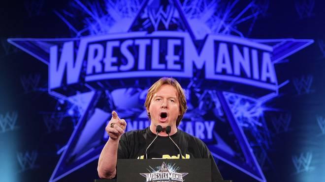 Rowdy Roddy Piper WWE Wrestling Tod tot