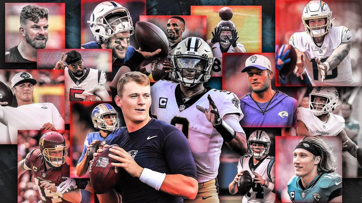 Die irre Quarterback-Rochade der NFL