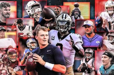 In der NFL kommt es zu einer irren Quarterback-Rochade. Zum Saisonauftakt setzen 15 Teams auf neue Spielgestalter.