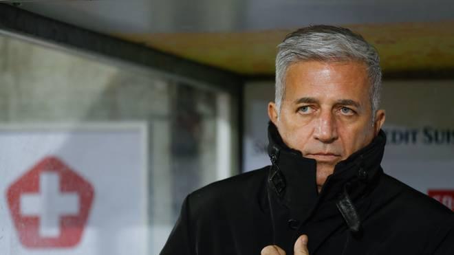 Vladimir Petkovic ist aktuell Trainer der Schweizer Nationalmannschaft