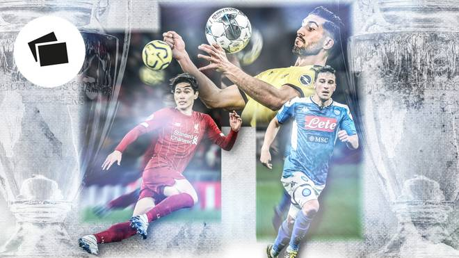 Der FC Liverpool, Borussia Dortmund und der FC Liverpool haben sich im Winter verstärkt