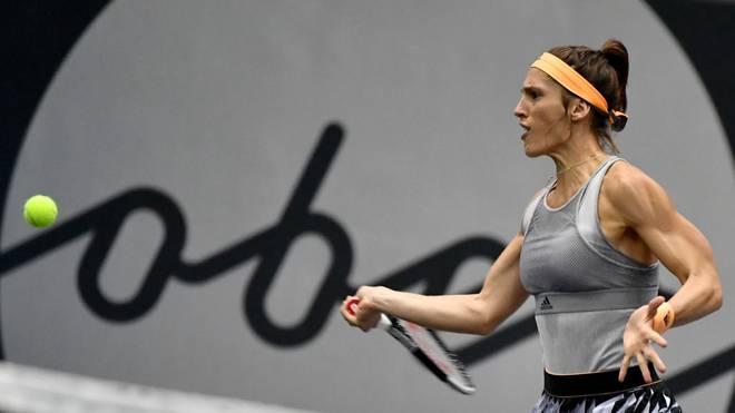 Andrea Petkovic ist im Halbfinale von Linz gescheitert