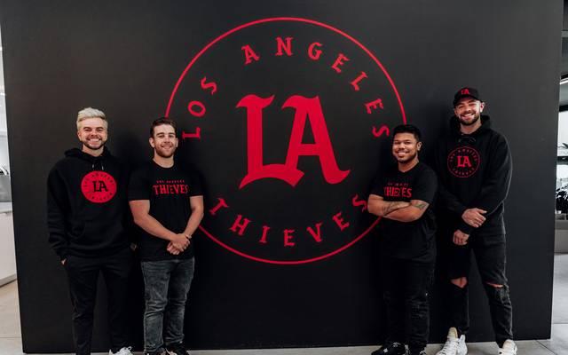 """""""LA Thieves"""" - 100 Thieves offiziell zurück in der CoD-League"""