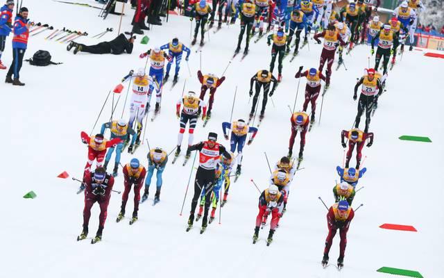 Dem Skilanglauf droht ein Doping-Skandal