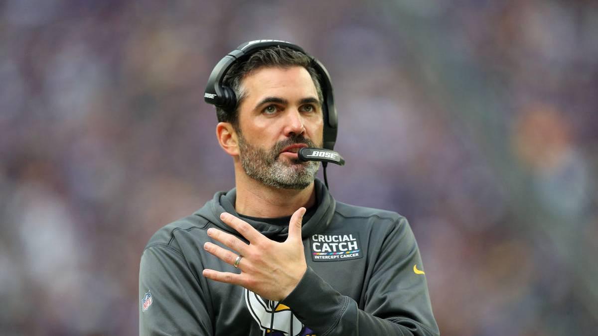 Cleveland Browns stellen neuen Cheftrainer vor