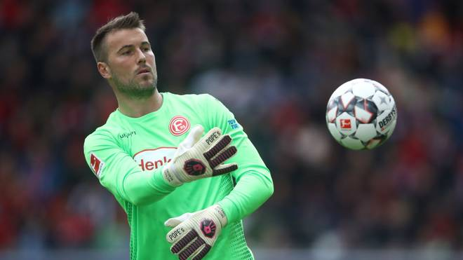 Michael Rensing wird Fortuna Düsseldorf verlassen