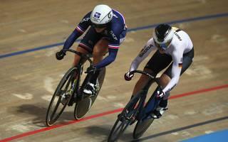 Radsport / Bahnrad-EM