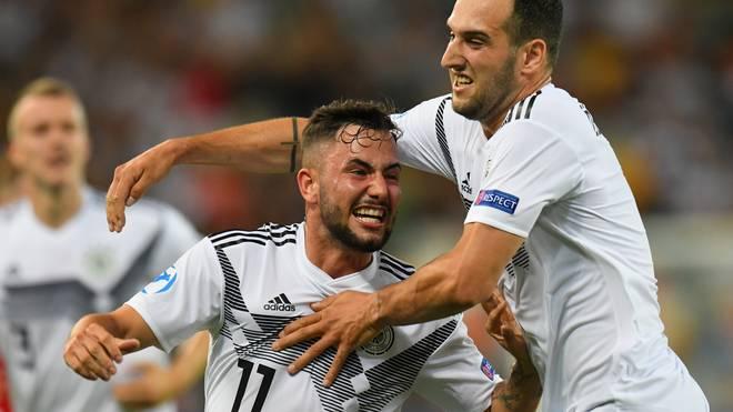 U21-EM, Deutschland, Serbien