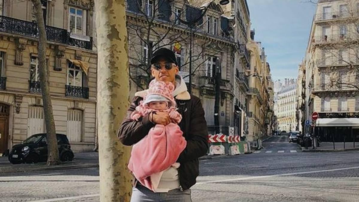Babyglück! PSG-Star Kehrer zum ersten Mal Vater