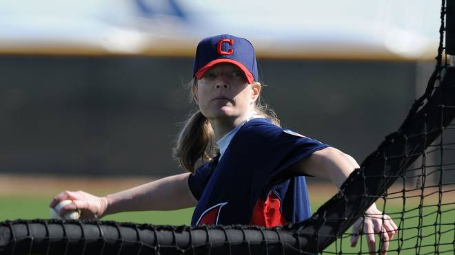 Cleveland Indians Workout Sessions