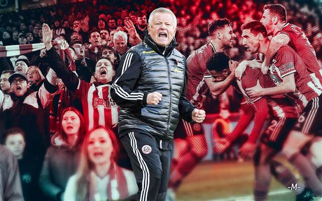 Sheffields Chris Wilder ist der Zauber-Trainer der Premier League