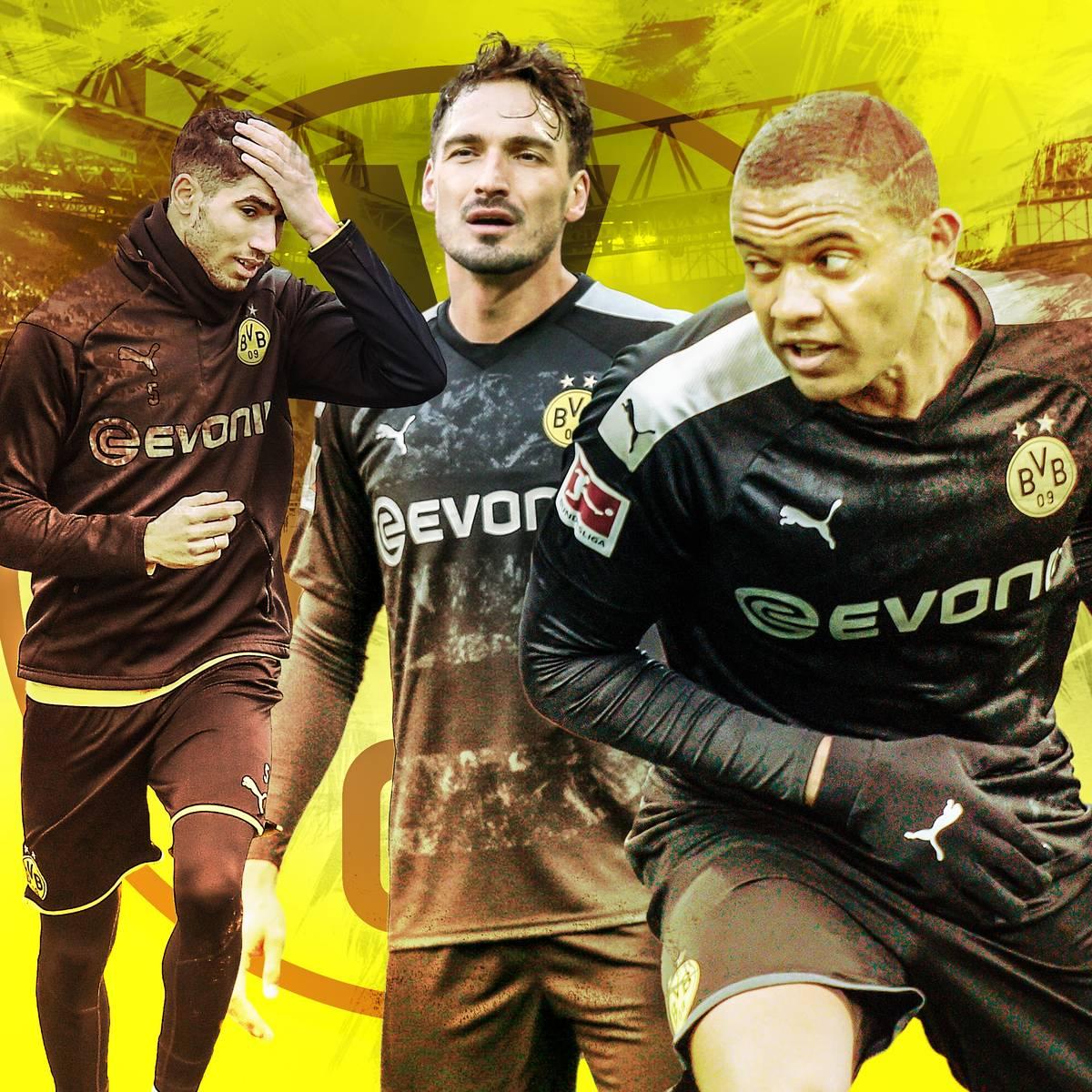 Das ist Dortmunds Achillesferse