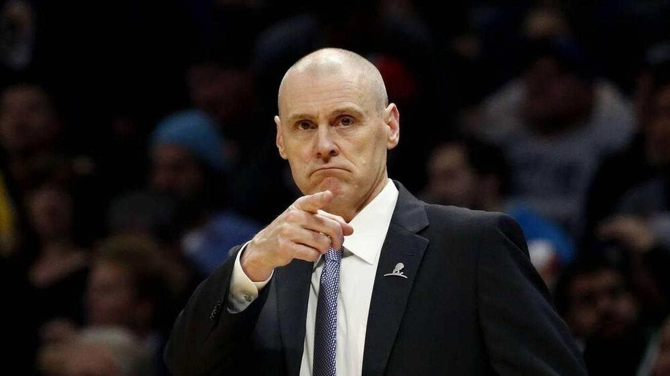 Rick Carlisle wird Coach bei den Indiana Pacers