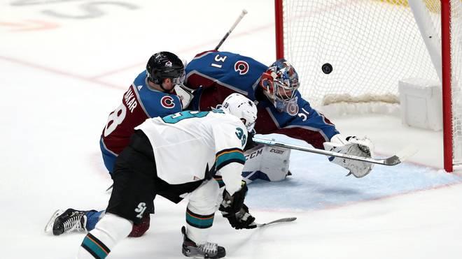 San Jose Sharks v Colorado Avalanche - Game Three