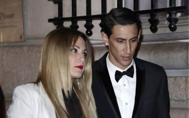 Ángel Di María und Jorgelina Cardoso sind seit 2011 verheiratet