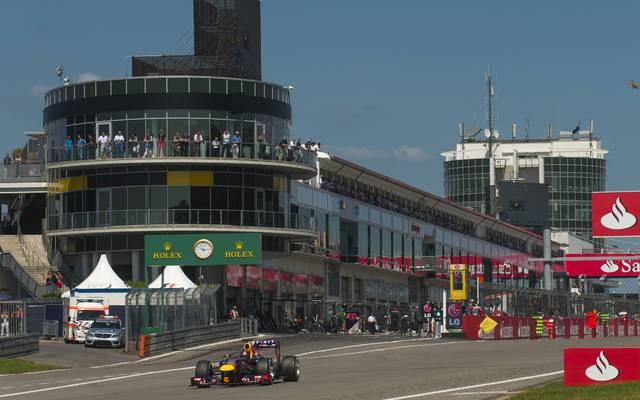 Der Grand Prix am Nürburgring steigt am 11. Oktober