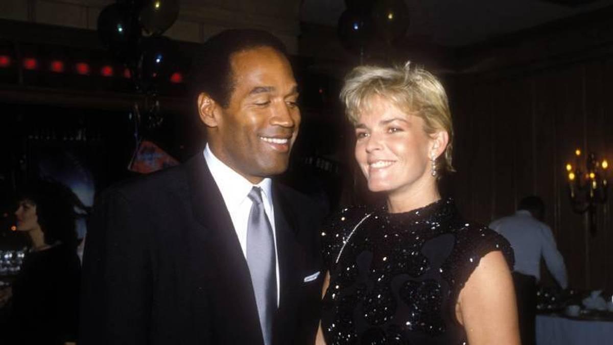 O.J. Simpson und Nicole Brown Simpson waren zwischen 1985 und 1992 verheiratet