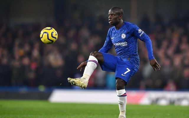N'Golo Kante wird dem FC Chelsea in den kommenden Wochen fehlen