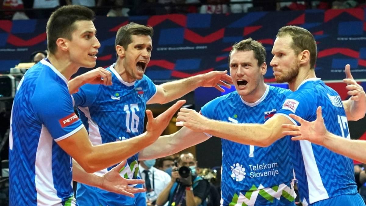 Slowenien trifft im Finale auf Italien