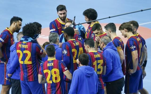 Roi Sanchez betreute die zweite Mannchaft in Barcelona