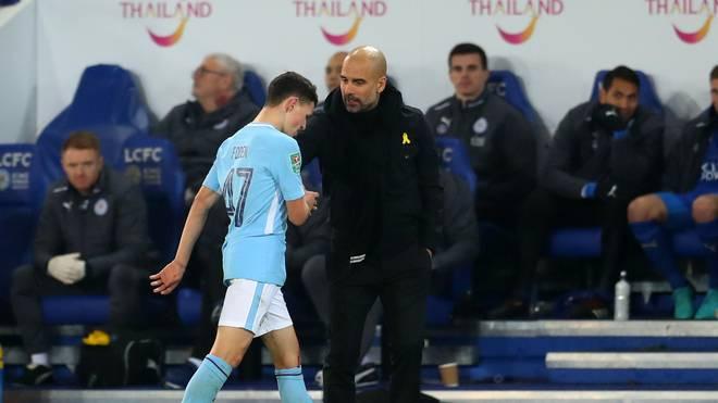 Leicester City v Manchester City - Carabao Cup Quarter-Final