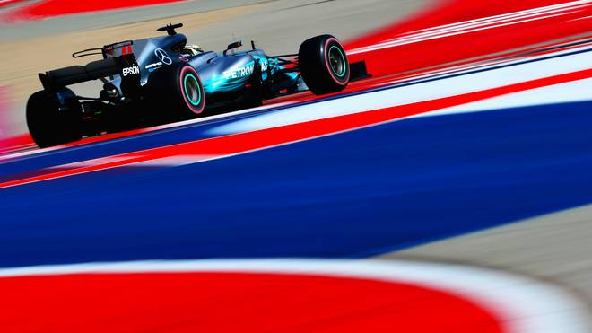F1 Grand Prix of USA - Qualifying
