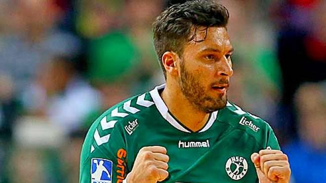Kristian Bliznac spielt seit 2013 für Wetzlar
