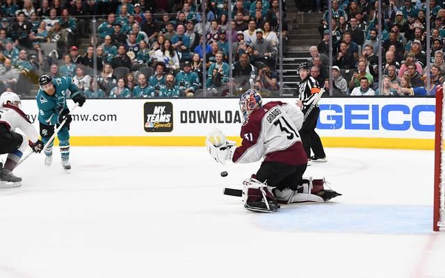 NHL-Playoffs: Philipp Grubauer und Colorado Avalanche scheiden aus