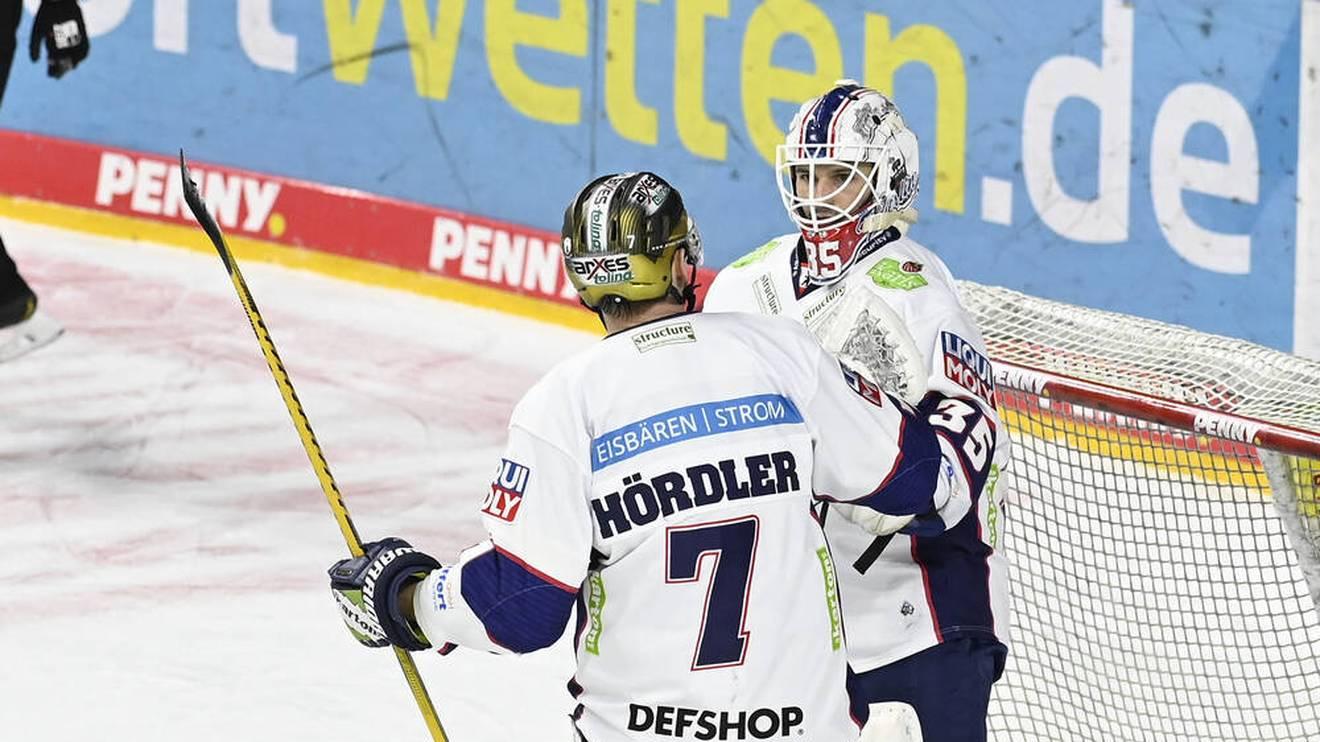 Die Eisbären Berlin mussten eine Niederlage hinnehmen