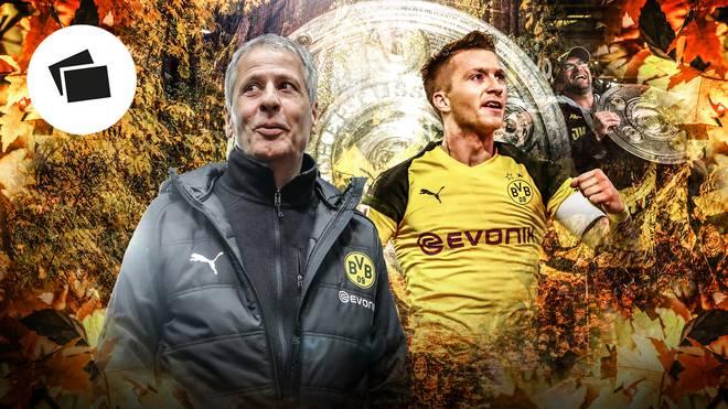 Borussia Dortmund kann am Samstag gegen Bremen Herbstmeister werden