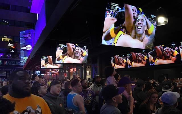 Der chinesische Fernsehsender CCTV überträgt die NBA nach einem Disput wieder