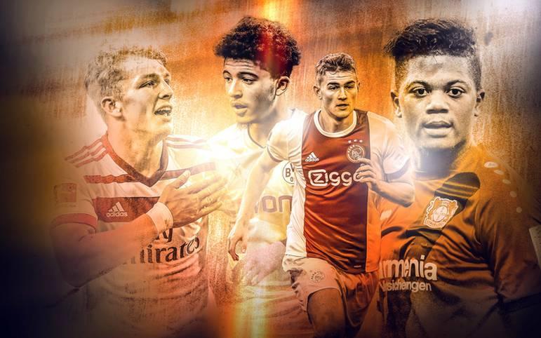 Die UEFA hat eine Liste mit 50 Talenten veröffentlicht, die man für die Zukunft auf dem Schirm haben sollte. SPORT1 stellt die Mega-Talente vor