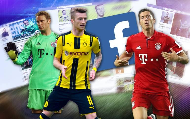 Titel, Tore, Follower: Heutzutage ist Social Media so wichtig wie nie. Welche Bundesliga-Stars haben die meisten Fans im Internet? SPORT1 zeigt die Facebook-Top-Elf der Bundesliga