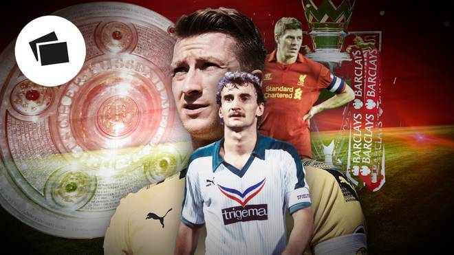 Marco Reus, Rudi Völler und Steven Gerrard haben ein Makel gemeinsam: sie wurden nie nationaler Meister