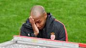 AS Monaco mit Thierry Henry