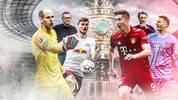 RB Leipzig gegen den FC Bayern - zum ersten Mal kommt es im DFB-Pokal-Finale zu dieser Paarung