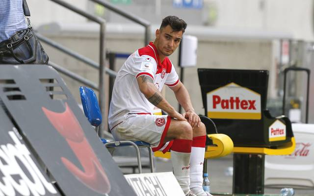 Kaan Ayhan ist türkischer Nationalspieler