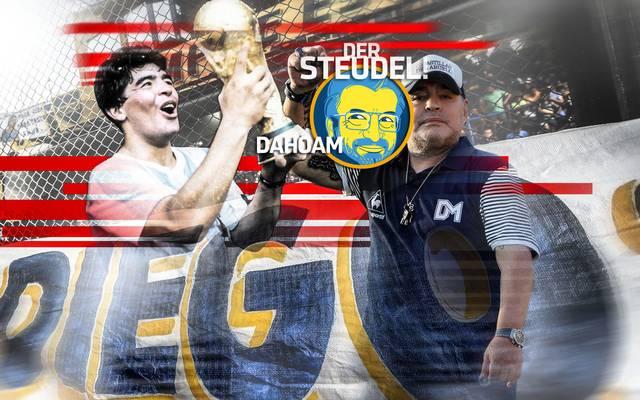 Sportjournalist Alex Steudel benutzt Fußballdokus während der Corona-Pause als Ersatzdroge