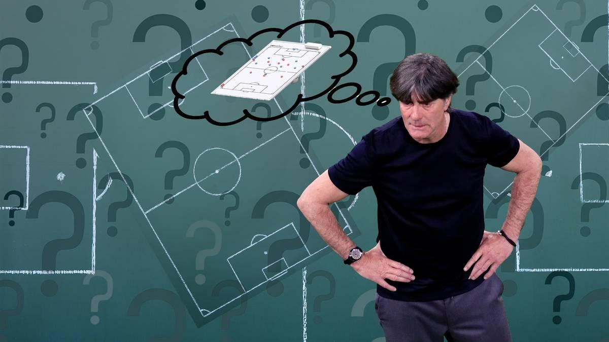 Joachim Löw hielt auch gegen Portugal an seiner Dreierkette fest und hatte damit Erfolg. hat es der Bundestrainer damit seinen Kritikern schon gezeigt?