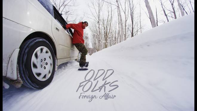 Odd Folks 2: The Teaser