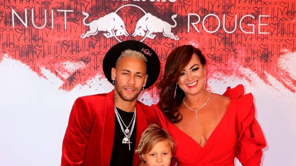 Mutter (52) verliebt in 22-Jährigen! Das sagt Neymar