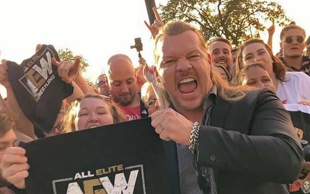 Chris Jericho hat bei All Elite Wrestling (AEW) unterschrieben