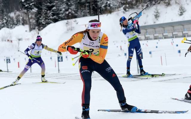 Vanessa Voigt gibt ihre Premiere im Weltcup